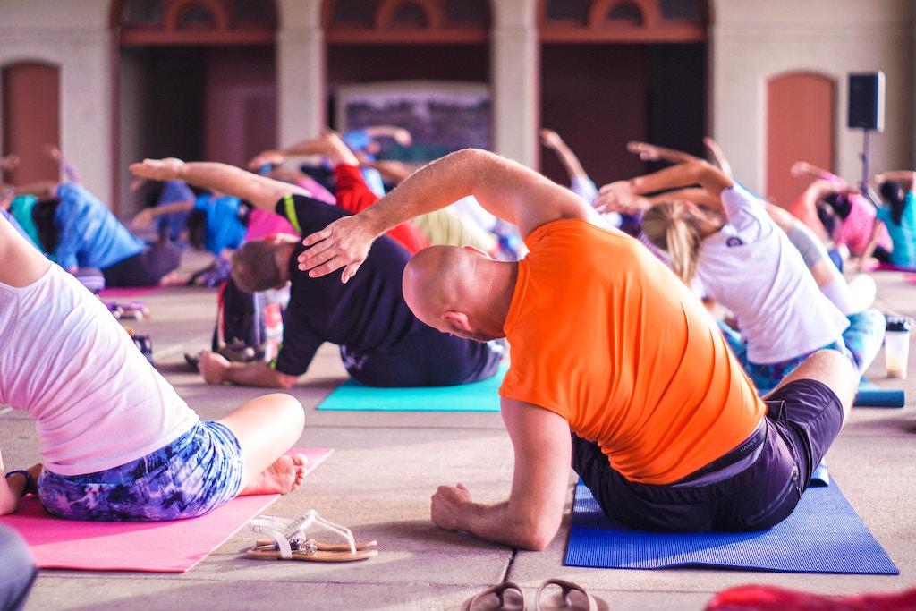 charlestown yoga studios